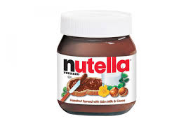 Ferrero nutella chocolate 600g