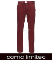 Cotton/Spandex Chino Pant for Man