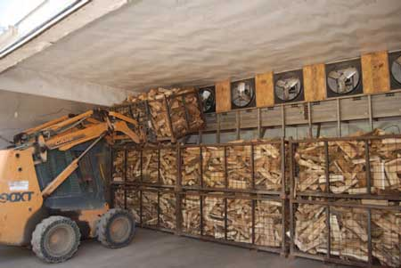 Kiln Dried Firewood Logs (ash,oak,beech,horn beam)