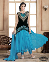 Latest New Online Indian and Pakistan Party Wear Designer Anarkali Salwar Suit