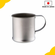 "Best-selling and lightweight coffee cup , ""Titanium mug 280cc"" at reasonable prices , small lot order available"