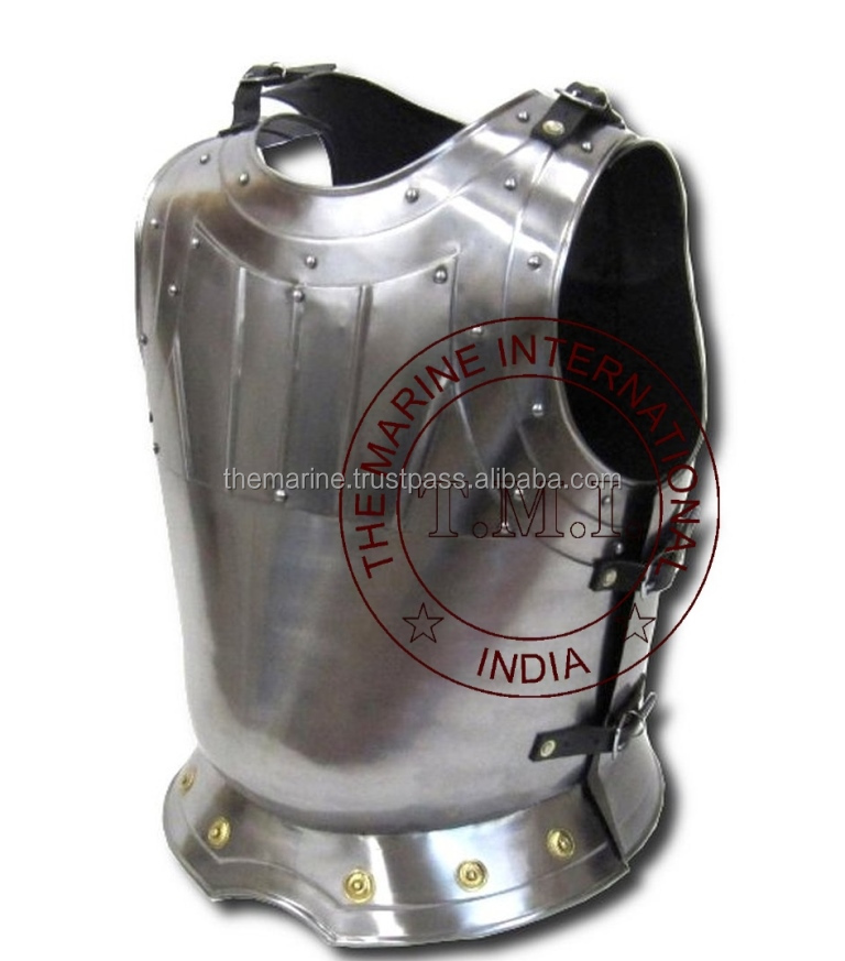 ARMOR BREASTPLATE - GREEK BREAST PLATE ARMOR - MEDIEVAL WARRIOR BREASTPLATE - COLLECTIBLE ARMOR REPLICA