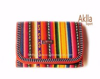 Beautiful Wallets of blanket and Fabric
