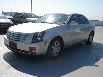 2006 Cadillac Cts Silver Used Buy Cadillac Cts