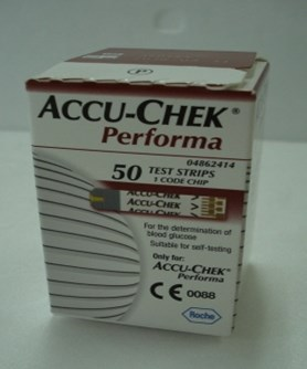 Accu-chek Performa 50 Test Strip