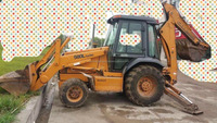 580L CASE BACKHOE,AMERICAN BACKHOE LOADER 580L