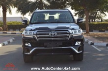 2016 TOYOTA LAND CRUISER VX PLATINUM 4.5L DIESEL - IN STOCK