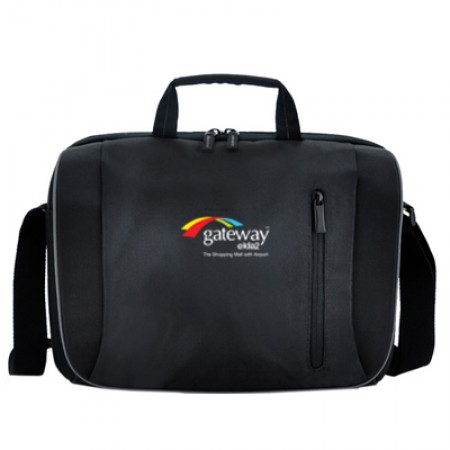 Executive Laptop Messenger Bag