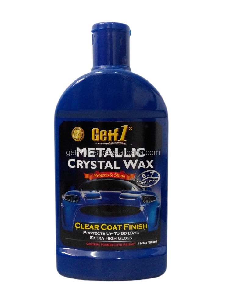 (GETF1)Metallic Liquid Wax- 500ml Car Wax, Liquid Wax, Polishing Agent, Polish, Car Care Product, Alibaba Malaysia