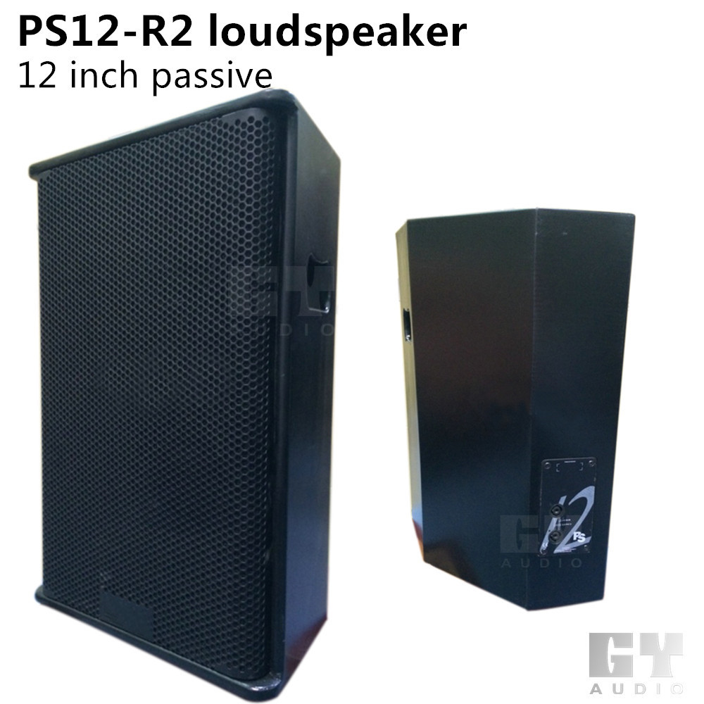 DJ speaker/PS R2 Series 2-way passive system /PS12-R2 12inch stage speaker