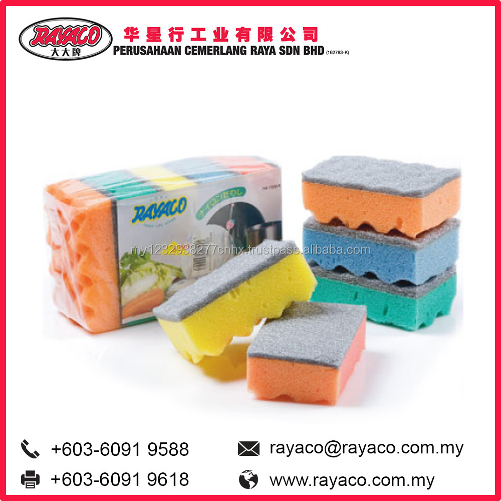 Multipurpose Kitchen Cleaning Sponge