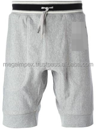 Drop Crotch Sweat Short - new fashionable drop crotch sweat shorts draw string new variety