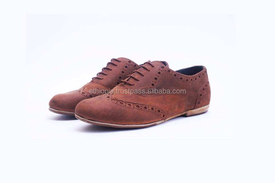 Oxford 2015 High-grade women shoes genuine cow leather dress shoes for men