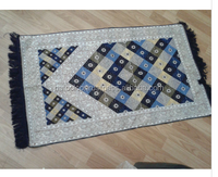 High Quality Praying Carpets, design and dimension according to client .