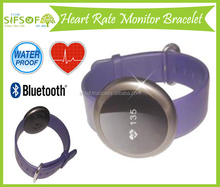 SIFIT-10.4 Wristband Pedometer With G Sensor, Sleep Monitor, Step, Distance Counting,