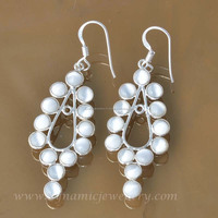 Gemstones New Stylish Design Earrings SCJ-ER-21412