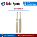Sturdy Handle Export Quality Cricket Bat Available for Wholesale Buyers