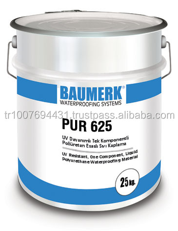 UV Resistant Liquid Polyurethane Waterproofing