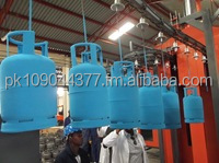 Complete Automatic Powder Coating Plant for LPG Gas Cylinders