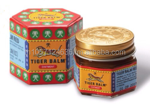 30 g.Red Tiger Balm Thailand