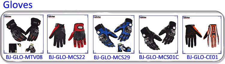 BJ-GLO-MTV08 Racing Motorcycle Full Finger Touch Screen Gloves