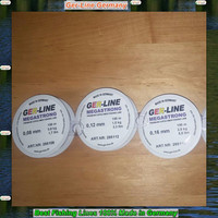 100M clear 0.20-0.45mm nylon monofilament fishing line 100% made in Germany best quality Different Types Available