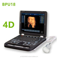 Awesome 4D Color Laptop Ultrasound Machines low price good quality