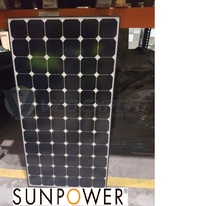 Sunpower Solar Panels SPR-210-WHT 210W monocrystalline 72 cells ultimate solar high efficency