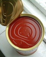 CANNED TOMATOES PASTE, TOMATOES PUREE