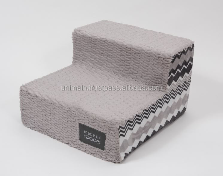 Luxurious Dog Bed Step Pet Bed Stairs Dog Mattress Cushion