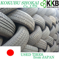 Premium Japanese Major Brands Used Tires in taiwan, Summer Tires Container Load