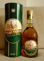 Royal Woods Premium Brandy