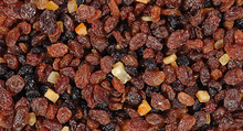 green and brown dried raisin good quality