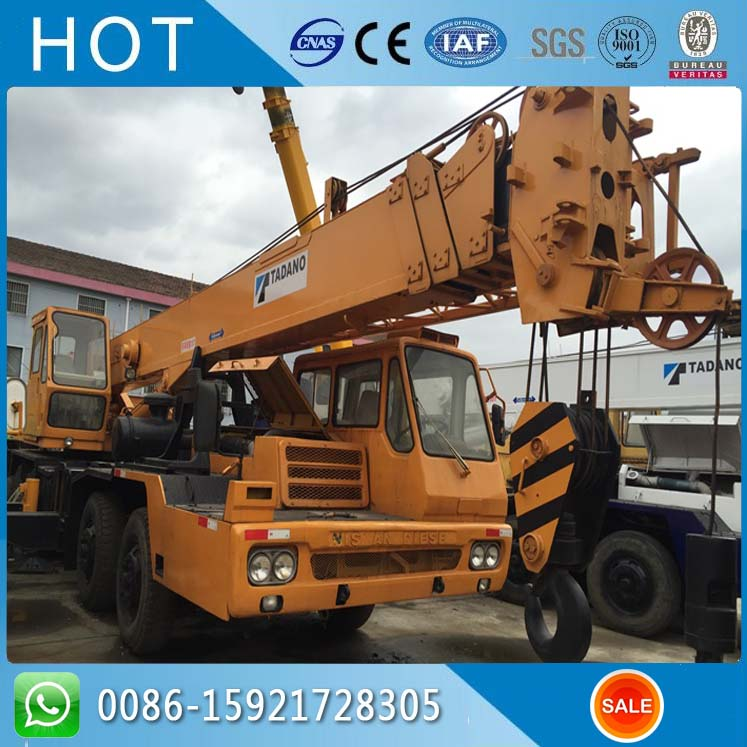 2012 Year TL300E Low Price TADANO 30 Ton Used Truck Crane