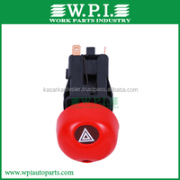 High Quality (Ref: 6552.CX) Hazard Warning Light Switch for Fiat Ducato, 6552CX , 6552.CX