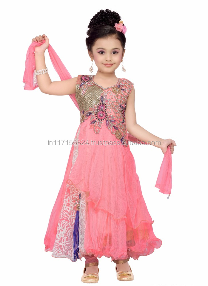 Fashion children clothes alibaba wholesale kid clothes - Online shopping for kids - Anarkali baby girls dress