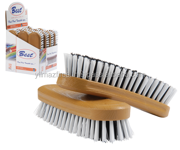 clothes brush cheap in display box very good quality
