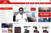 Dynamic ecommerce html php website design and developement
