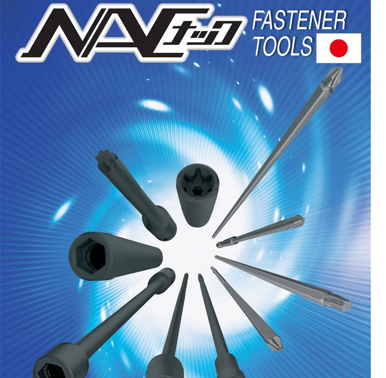 Powerful and Cost-effective extension socket NAC FASTENER TOOLS with dependable made in Japan