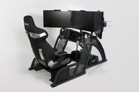 Fanatec Rennsport Car Racing Simulator