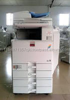 Used copiers photocopiers multicolour duplicator digital printing machine Ricoh brand MPC2030