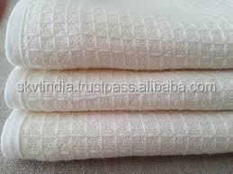 waffle towels and home textiles