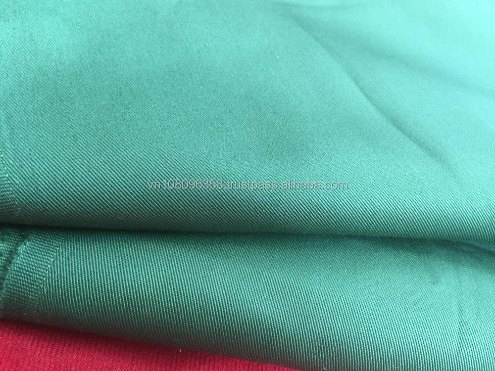 Vietnam Hot Sales 100% Cotton Fabric