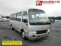 #41903 TOYOTA COASTER EX - 2012 [BUSES- MICRO BUS] Chassis #:XZB51-0051929