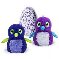 Hatchimals - Hatching Egg - Interactive Creature - Draggle - Purple Egg by Spin Master