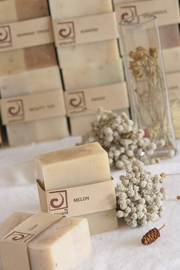 Handmade Natural Soap - Natural Spa Product