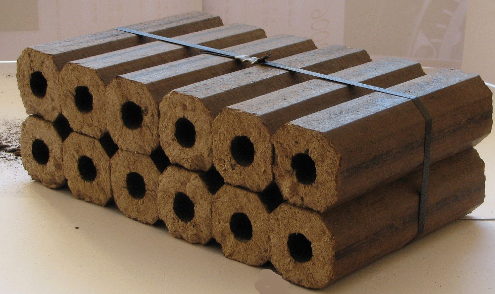 Biomass Wood Briquette for heating