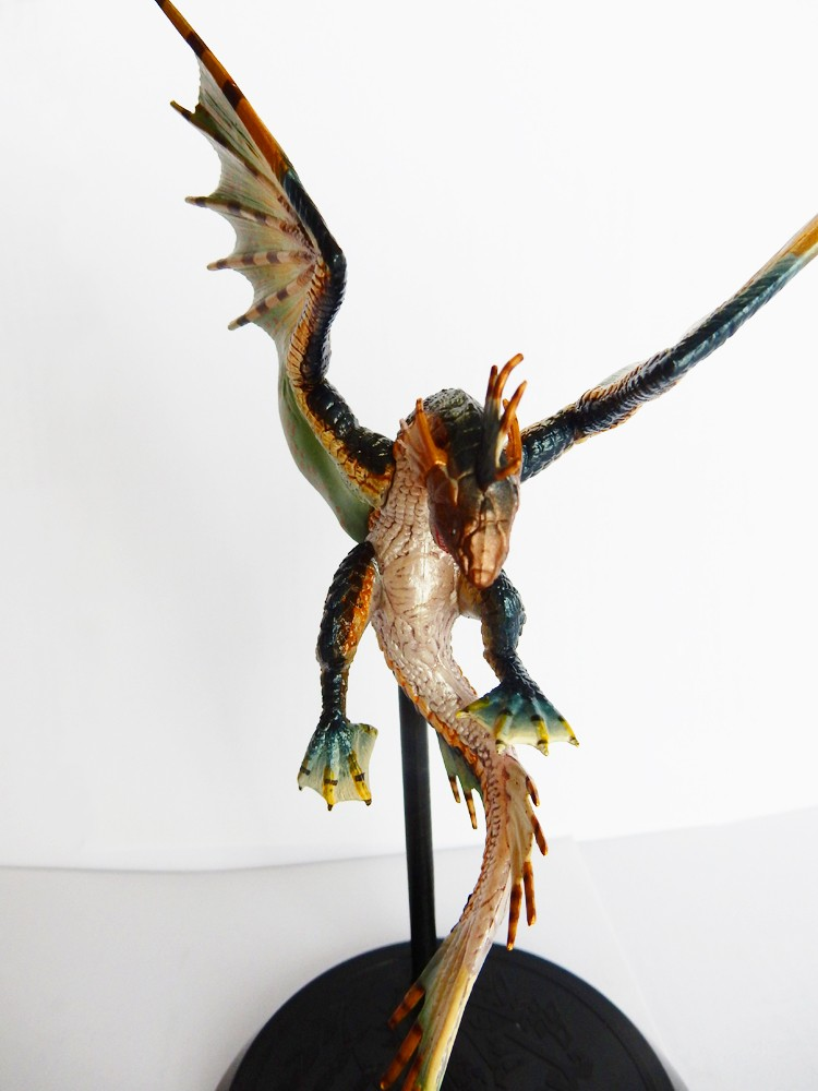 Monster hunter/ plastic figures toys/ collections