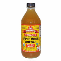 Bragg Organic Raw Unfiltered Apple Cider Vinegar 473ml