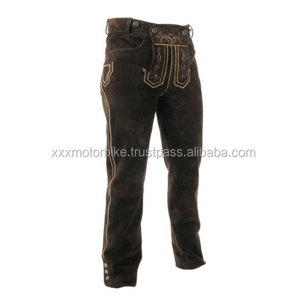 New Bavarian Leather Jeans